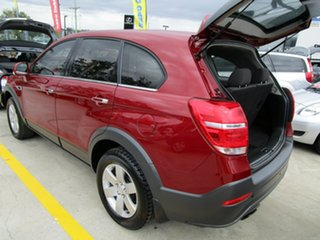 2017 Holden Captiva CG MY17 LS 2WD Red 6 Speed Sports Automatic Wagon