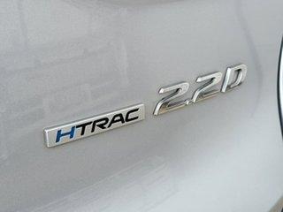 2018 Hyundai Santa Fe DM5 MY18 Highlander Silver 6 Speed Sports Automatic Wagon.