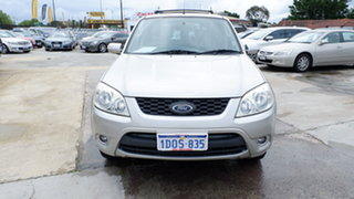 2010 Ford Escape ZD MY10 Beige 4 Speed Automatic SUV.