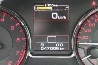 2017 Subaru WRX V1 MY17 Premium AWD Red 6 Speed Manual Sedan