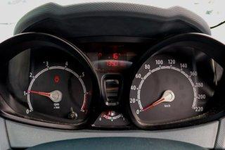 2011 Ford Fiesta WT LX PwrShift Blue 6 Speed Sports Automatic Dual Clutch Sedan