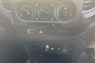 2016 Mitsubishi Triton MQ MY16 GLX+ Double Cab Silver 5 Speed Sports Automatic Utility