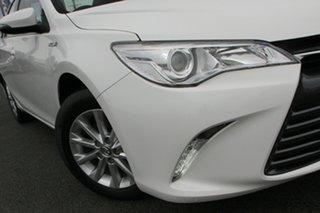 2016 Toyota Camry AVV50R Altise Diamond White 1 Speed Constant Variable Sedan Hybrid.