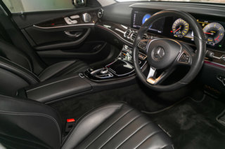 2017 Mercedes-Benz E-Class W213 808MY E220 d 9G-Tronic PLUS Selenite Grey 9 Speed Sports Automatic.