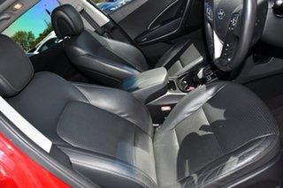 2014 Hyundai Santa Fe DM MY14 Highlander Red 6 Speed Sports Automatic Wagon