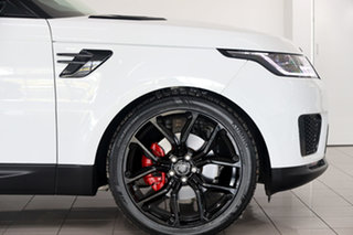 2018 Land Rover Range Rover Sport L494 19.5MY SE White 8 Speed Sports Automatic Wagon