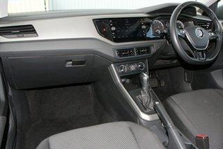 2019 Volkswagen Polo AW MY19 70TSI DSG Trendline Grey 7 Speed Sports Automatic Dual Clutch Hatchback