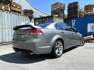 2010 Holden Commodore VE II SV6 Grey 6 Speed Sports Automatic Sedan.