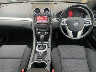 2010 Holden Commodore VE II SV6 Grey 6 Speed Sports Automatic Sedan