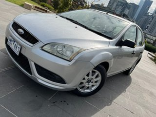 2008 Ford Focus LT CL Silver 4 Speed Sports Automatic Hatchback.