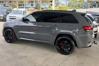 2020 Jeep Grand Cherokee WK MY21 SRT (4x4) Sting Grey 8 Speed Automatic Wagon