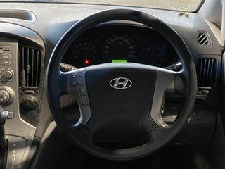 2010 Hyundai iMAX TQ-W Silver 4 Speed Automatic Wagon