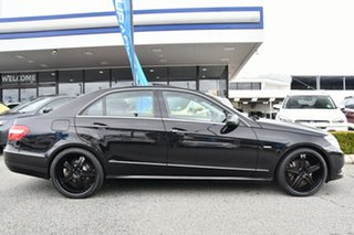 2010 Mercedes-Benz E-Class W212 E250 CGI Avantgarde Black 5 Speed Sports Automatic Sedan