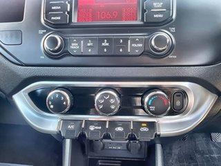 2014 Kia Rio UB MY14 S Grey 6 Speed Manual Hatchback