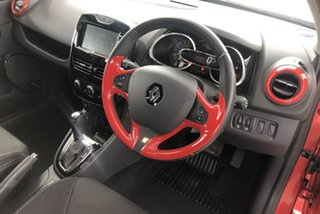2014 Renault Clio IV B98 Expression EDC Red 6 Speed Sports Automatic Dual Clutch Hatchback