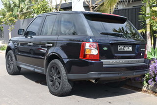 2006 Land Rover Range Rover Sport L320 06MY TDV6 Blue 6 Speed Sports Automatic Wagon.