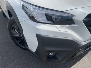 2021 Subaru Outback B7A MY21 AWD Sport CVT Crystal White 8 Speed Constant Variable Wagon.