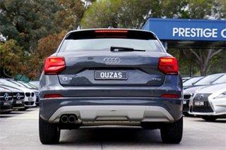 2018 Audi Q2 GA MY18 design S Tronic 7 Speed Sports Automatic Dual Clutch Wagon