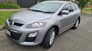 2011 Mazda CX-7 ER MY10 Classic (FWD) Abyss Grey 5 Speed Auto Activematic Wagon