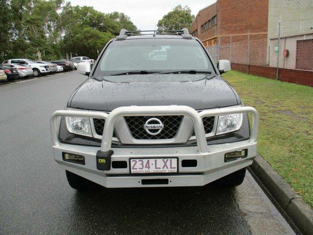 Used Nissan Navara D40 Titanium Kippa-Ring, 2009 Nissan Navara D40 Titanium Black 5 Speed Automatic Utility