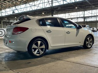 2016 Holden Cruze JH Series II MY16 Z-Series White 6 Speed Sports Automatic Hatchback