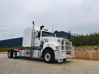 2014 Mack Titan Titan Titan Truck White Prime Mover.