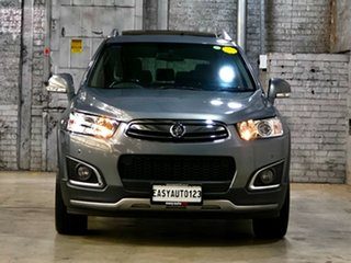 2014 Holden Captiva CG MY14 7 AWD LTZ Grey 6 Speed Sports Automatic Wagon.