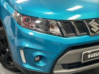 2016 Suzuki Vitara LY S Turbo 2WD Turquouise 6 Speed Sports Automatic Wagon.