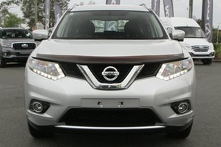 2017 Nissan X-Trail T32 ST-L X-tronic 4WD Brilliant Silver 7 Speed Constant Variable Wagon