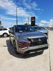 2021 Mitsubishi Eclipse Cross YB MY21 Exceed 2WD Titanium 8 Speed Constant Variable Wagon.