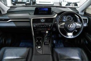 2015 Lexus RX GYL25R RX450h Luxury Silver 6 Speed Constant Variable Wagon Hybrid.