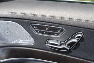 2019 Mercedes-Benz S-Class W222 809MY S350 d 9G-Tronic Iridium Silver 9 Speed Sports Automatic Sedan