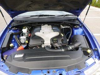 2007 Holden Crewman VZ S Blue Automatic Utility
