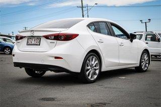 2014 Mazda 3 BM5238 SP25 SKYACTIV-Drive GT White 6 Speed Sports Automatic Sedan