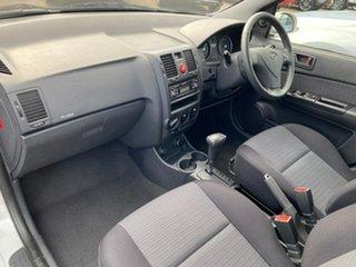 2006 Hyundai Getz TB Upgrade 1.6 White 4 Speed Automatic Hatchback.