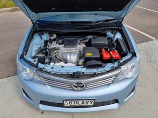 2013 Toyota Camry ASV50R Altise Blue 6 Speed Sports Automatic Sedan