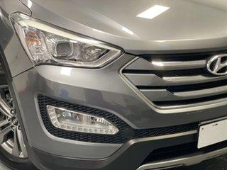 2015 Hyundai Santa Fe DM2 MY15 Active Grey 6 Speed Sports Automatic Wagon.