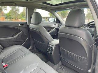 2012 Kia Optima TF MY13 Platinum White 6 Speed Sports Automatic Sedan