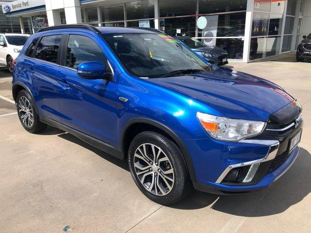 Used Mitsubishi ASX XC MY18 LS 2WD Berwick, 2018 Mitsubishi ASX XC MY18 LS 2WD Blue 1 Speed Constant Variable Wagon