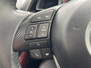 2015 Mazda CX-3 DK2W76 sTouring SKYACTIV-MT Deep Crystal Blue 6 Speed Manual Wagon