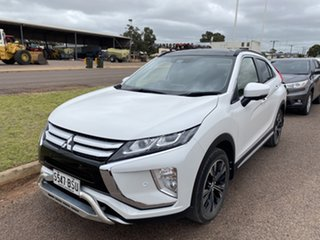 2018 Mitsubishi Eclipse Cross YA MY18 Exceed (AWD) Starlight Continuous Variable Wagon