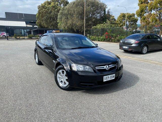 Used Holden Commodore VE MY10 International Mile End, 2009 Holden Commodore VE MY10 International Black 6 Speed Sports Automatic Sedan