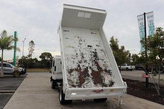 2020 Isuzu NPR Crew Cab White Manual Tipper