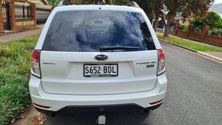 2012 Subaru Forester MY12 2.0D Alberta White 6 Speed Manual Wagon