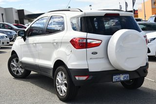 2017 Ford Ecosport BK Trend PwrShift White 6 Speed Sports Automatic Dual Clutch Wagon.