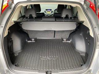 2014 Honda CR-V RM MY14 DTi-L 4WD Silver 5 Speed Sports Automatic Wagon