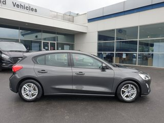 2019 Ford Focus SA 2020.25MY Trend Grey 8 Speed Automatic Hatchback