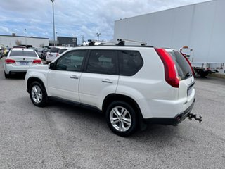 2010 Nissan X-Trail T31 MY 10 ST-L (4x4) White 6 Speed CVT Auto Sequential Wagon