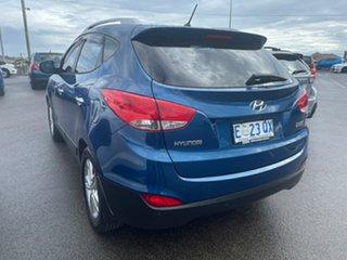 2012 Hyundai ix35 LM MY12 Elite AWD Blue Ocean 6 Speed Sports Automatic Wagon.