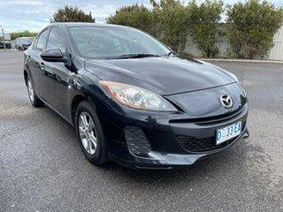 2013 Mazda 3 BM5276 Neo SKYACTIV-MT Black 6 Speed Manual Sedan.